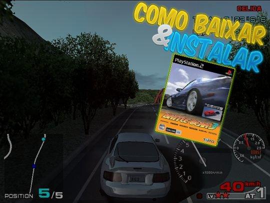 Como baixar e Instalar Battlegear 3 para PS2 | Need for