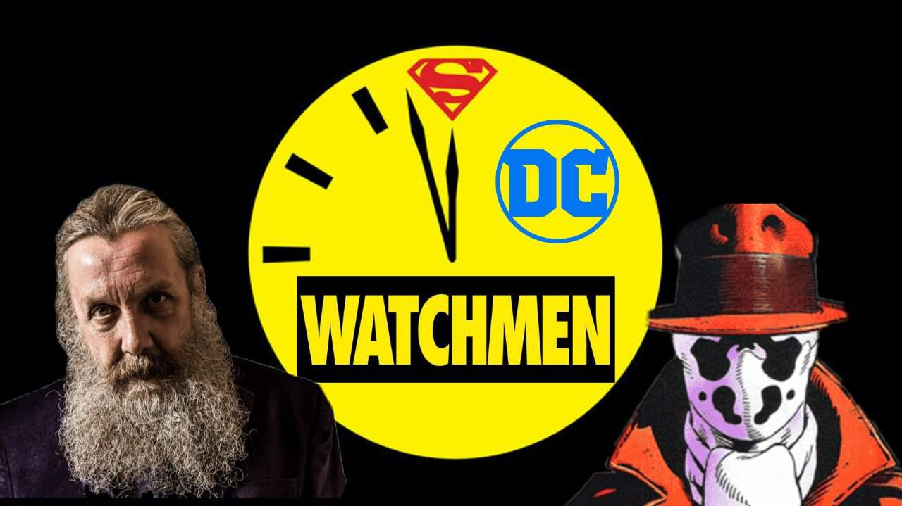 doomsday clock watchmen comic