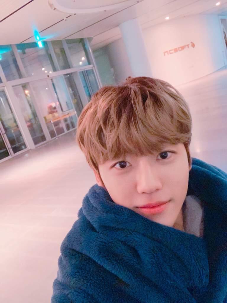 """NCT Dream post: jaemin - """"Yesterday💚""""  Na Jaemin you're so"""