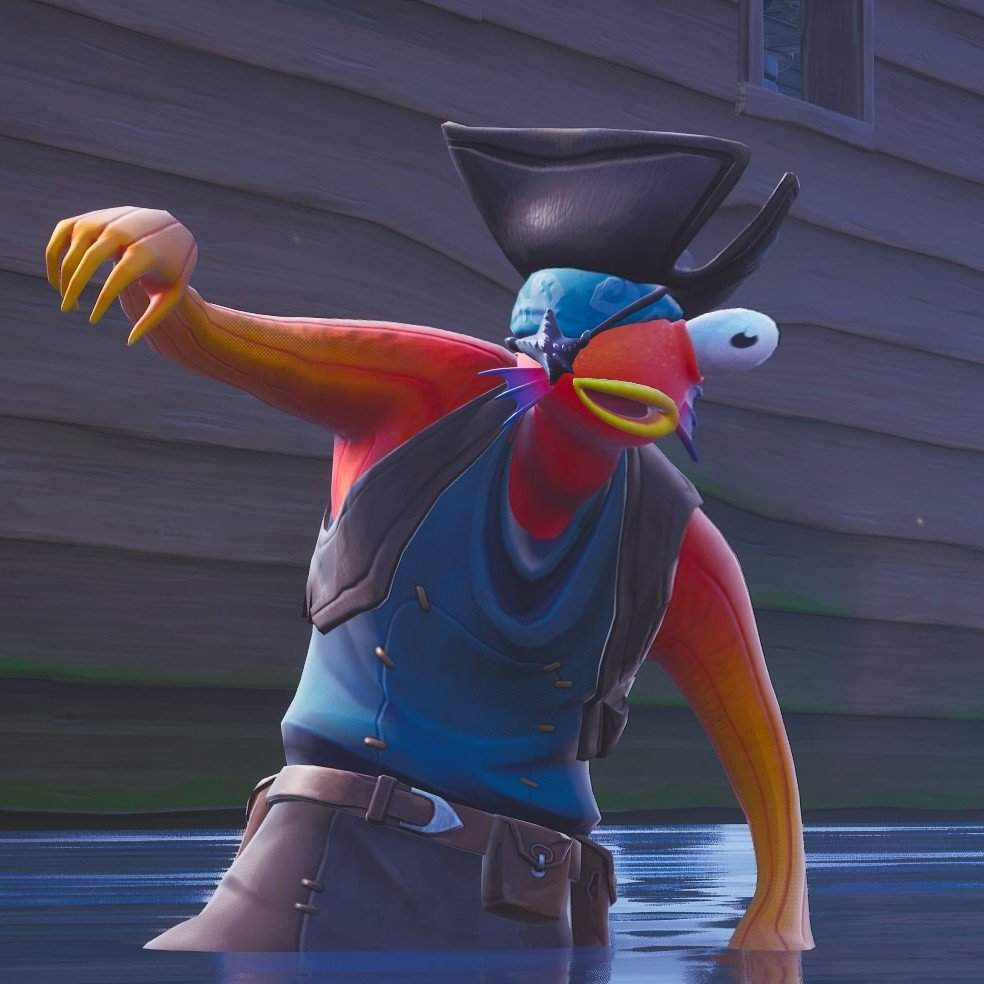 Fishstick Distorted Images Day 1 Fortnite Battle Royale Armory Amino