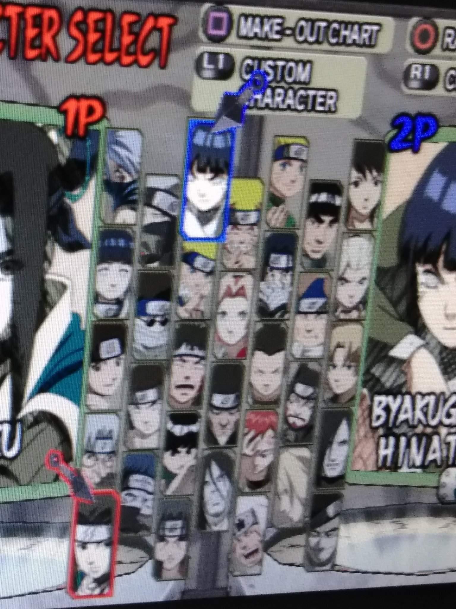 Naruto Ultimate Ninja 2 Anime Amino