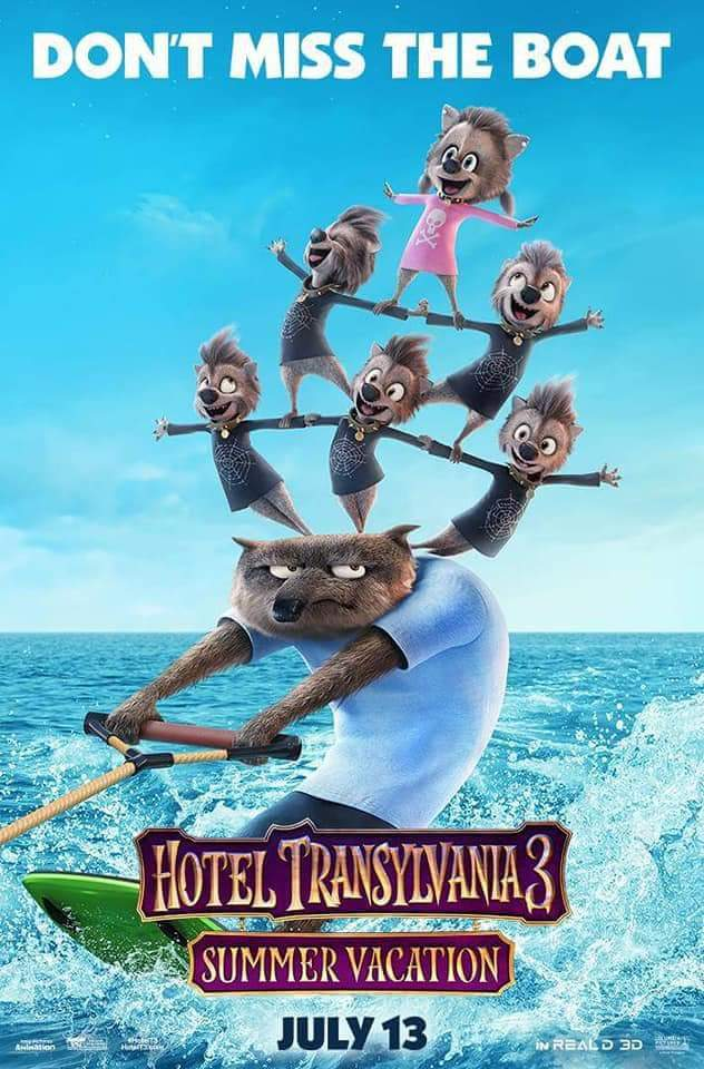 Hotel Transylvania Poster Edit Contest (CANCELLED) | Hotel
