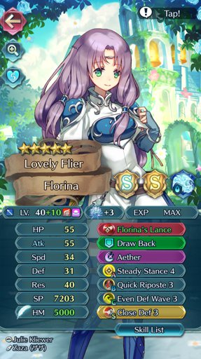 Florina's Power | Wiki | Fire Emblem Heroes Amino