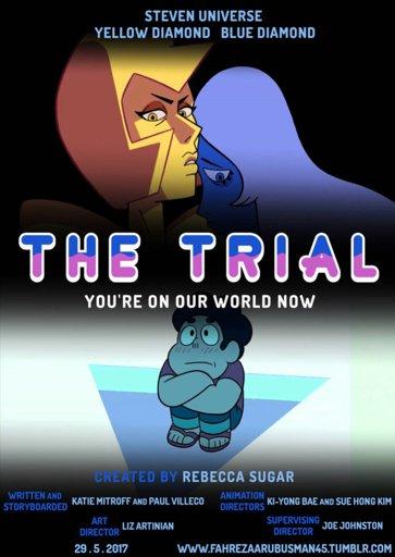 The Trial   Wiki   Steven Universe Amino