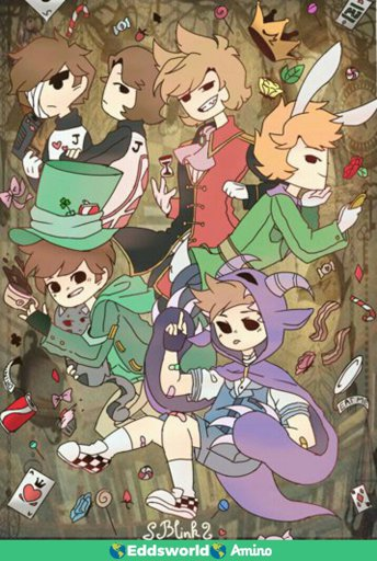 Eddsworld Crew X Reader