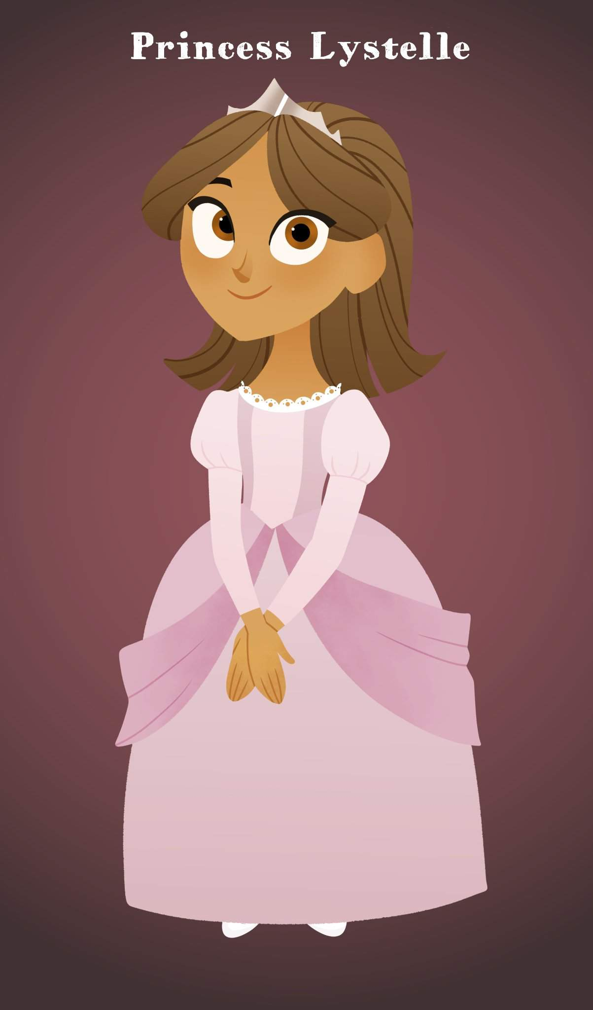 Princess Lystelle And Her Story Tangled The Series Amino