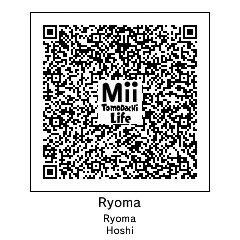 V3 Tomodachi Life Qr Codes Wiki Danganronpa Amino Последние твиты от ryoma hoshi (@killer_tennis). amino apps