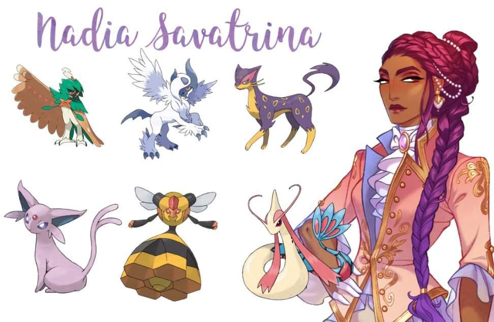 Pokémon AU | Wiki | The Arcana: Visual Novel Amino