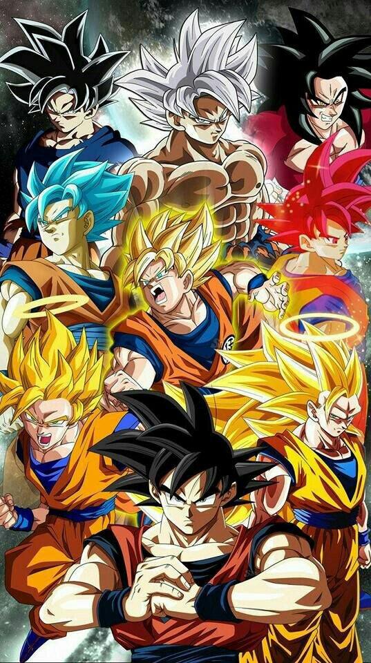 Felsebiyat Dergisi – Popular Dragon Ball Saiyan Forms