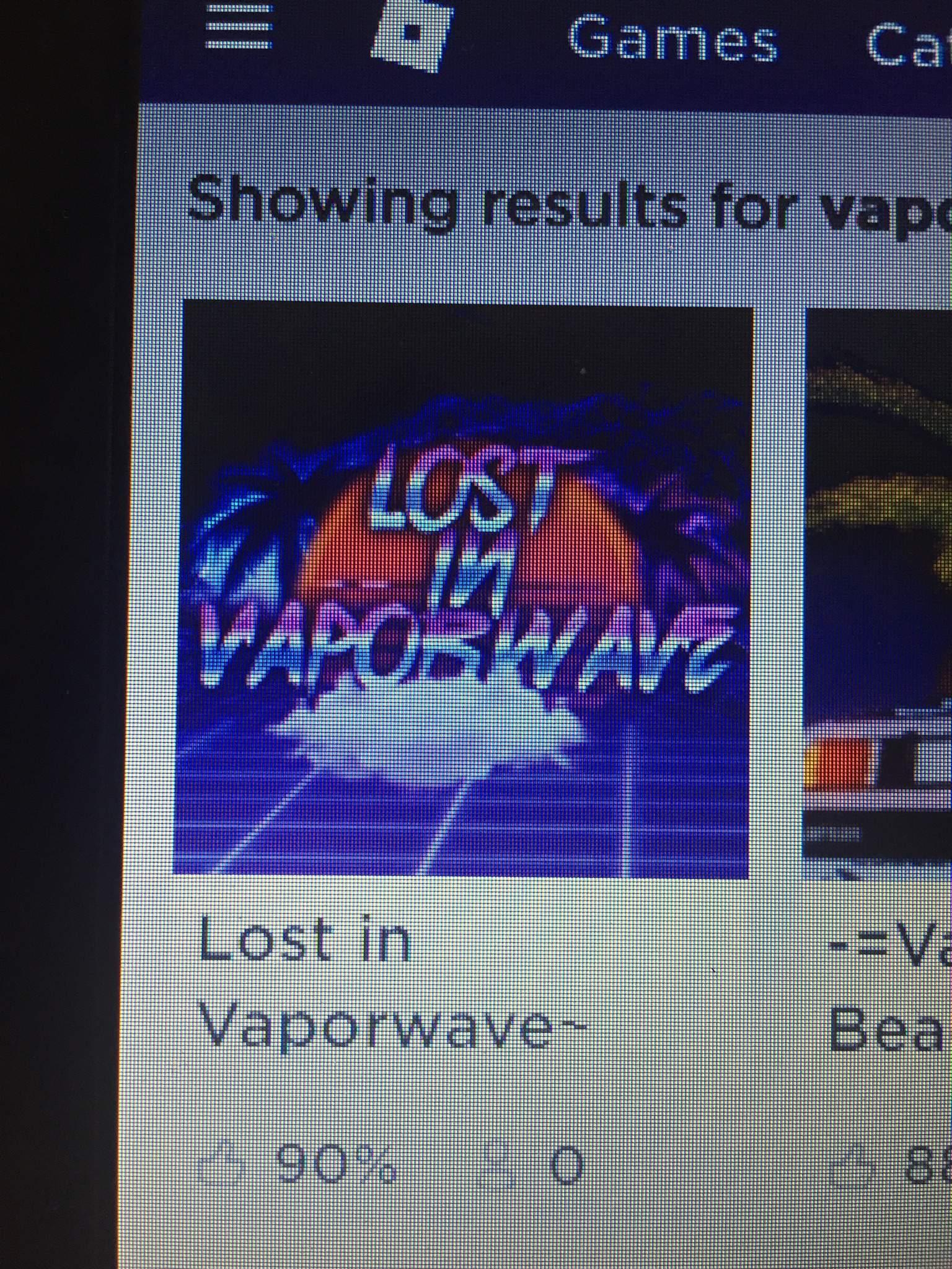 Roblox Vaporwave Music Id