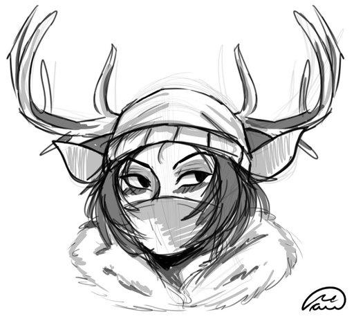 R6s Frost Deer