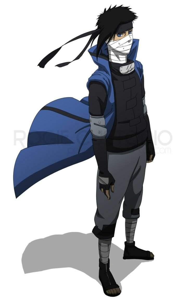 Ogayashi Hoshigaki Wiki Naruto Oc Shinobiverse Amino