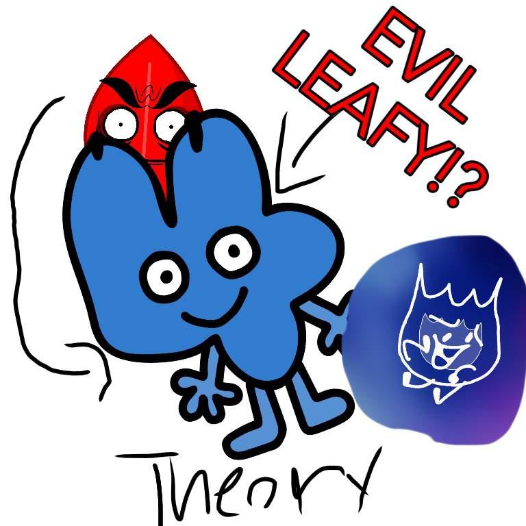 Is Four Evil Leafy? [THEORY]   BFDI💖 Amino