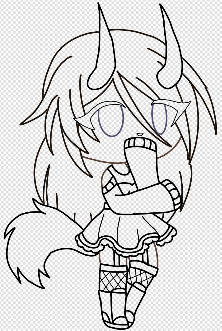 Edit For Wolfie Playz Gacha Life Amino