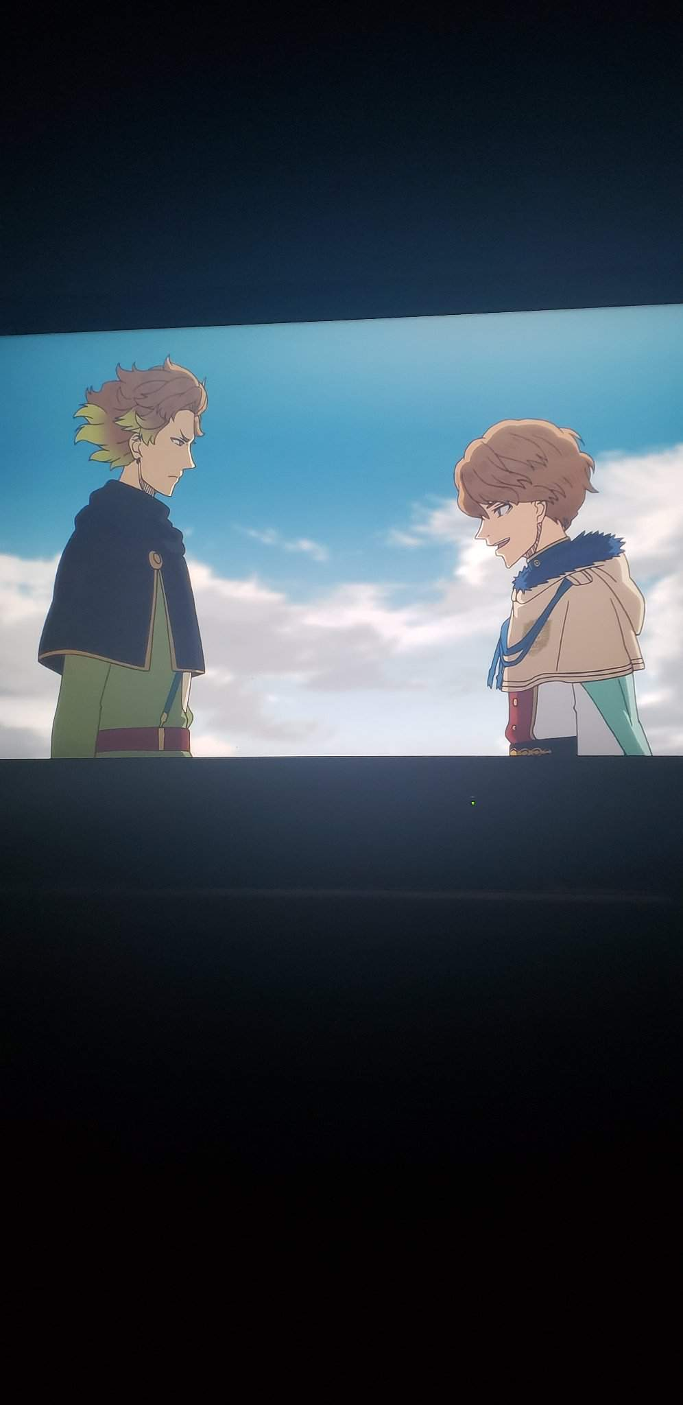 I Would Just Like To Tell You All That Finral Is Taller Then His Older Brother Black Clover Amino One figure had reached the top with but his incessant hunger for knowledge and change with a rather impenetrable magic and abilities that aligned the stars to his. i would just like to tell you all that finral is taller then his older brother black clover amino