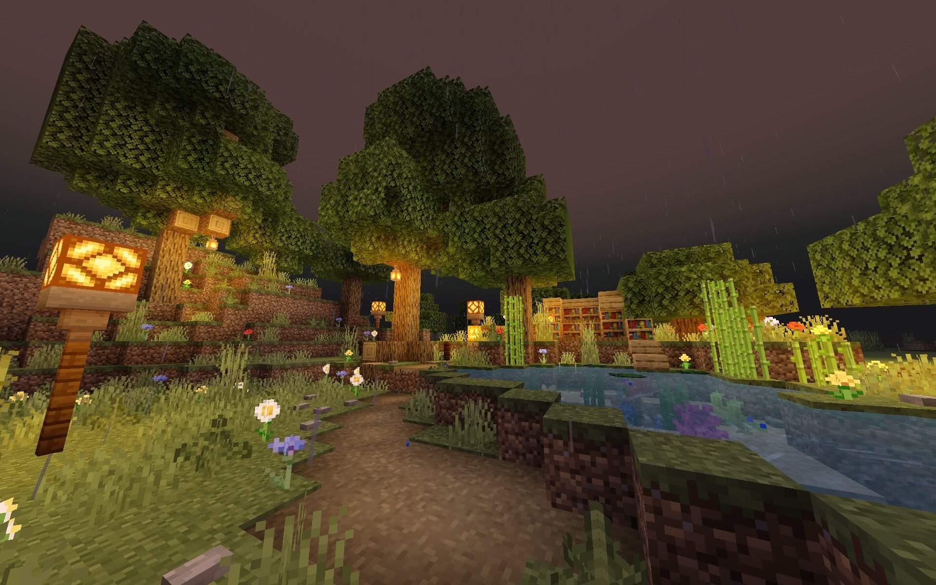In Minecraft