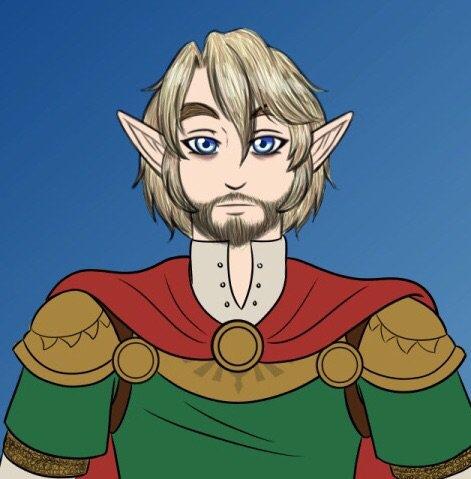 Hylia's Chosen Hero (Art + Headcanons)   Zelda Amino