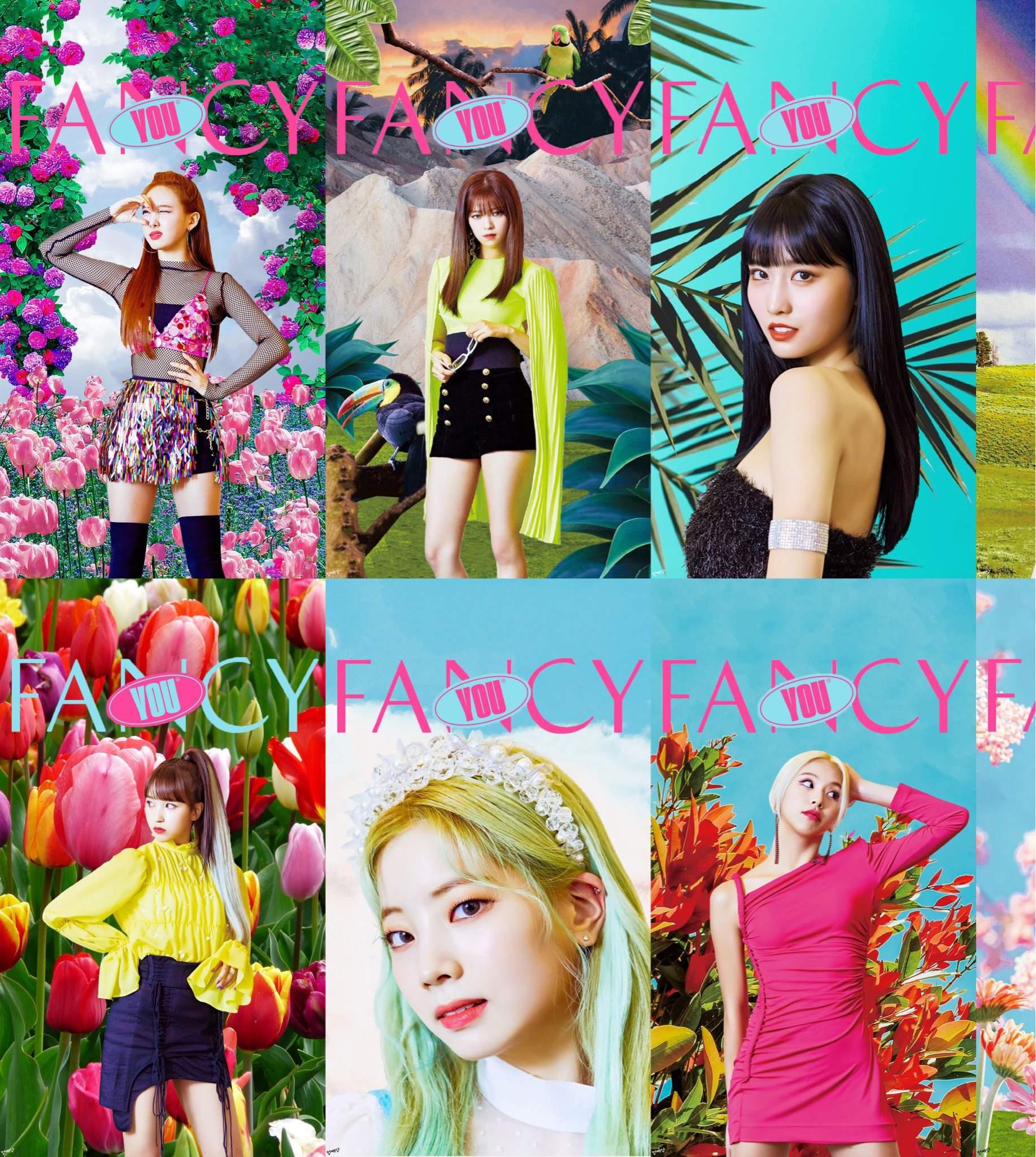 Wallpaper] TWICE FANCY YOU | Twice (트와이스)ㅤ Amino