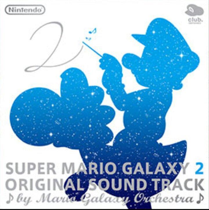Orchestrated Masterpieces The Super Mario Galaxy 2 Ost Mario Amino