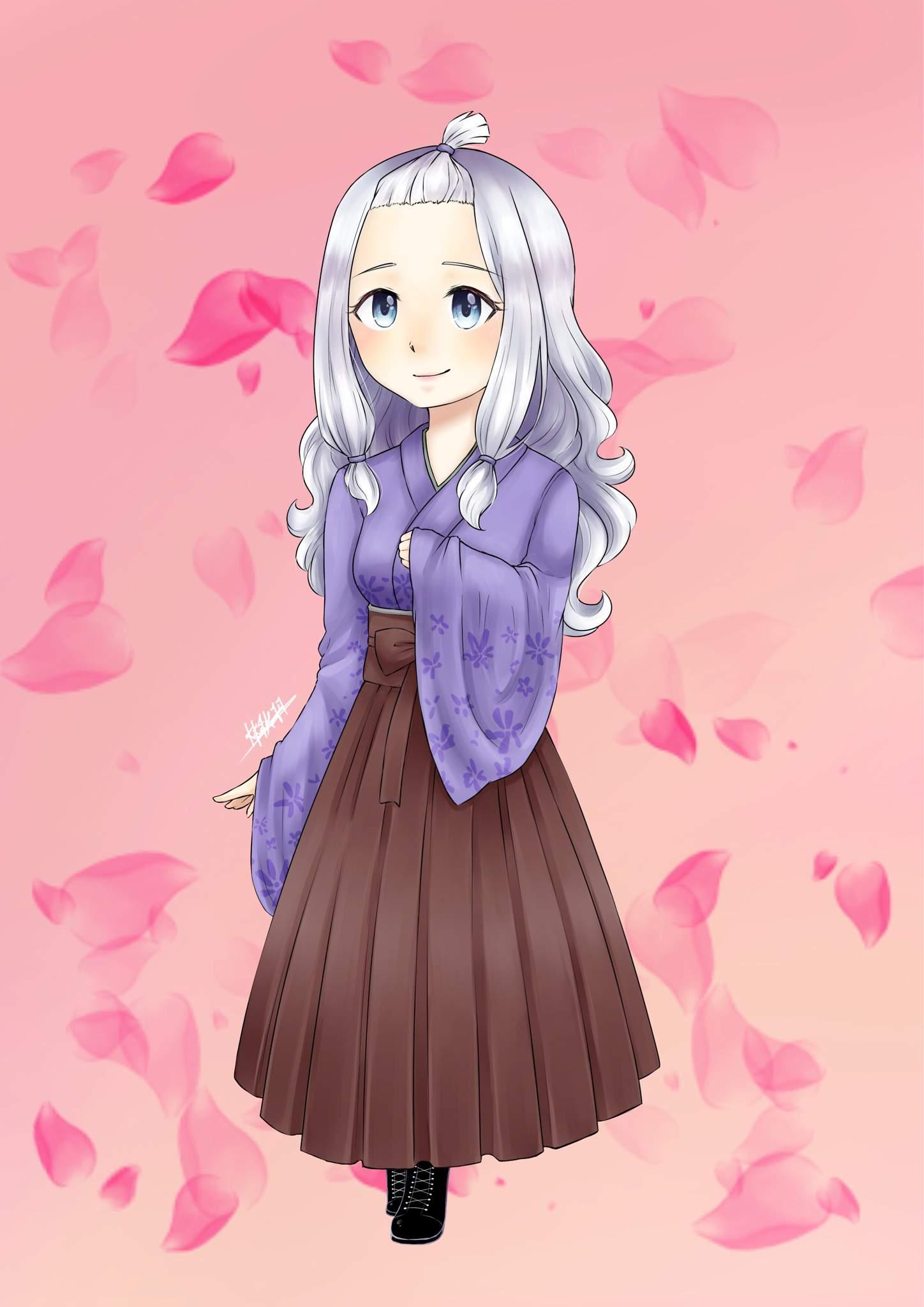 Birthday Gift Mirajane Fairy Tail Amino How many people are named mirajane per year. amino apps