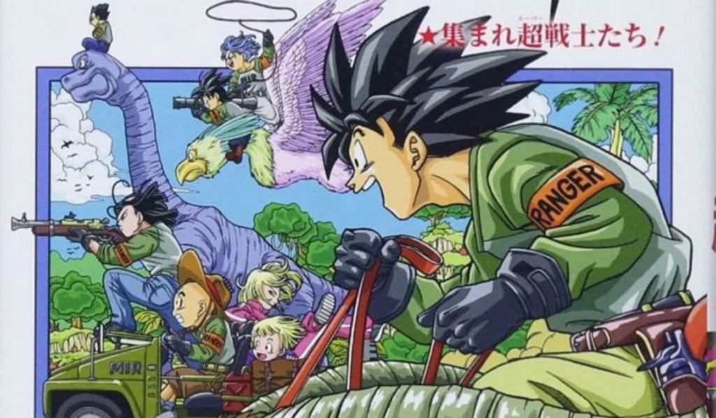 The Art Styles Of Dragon Ball Anime Amino