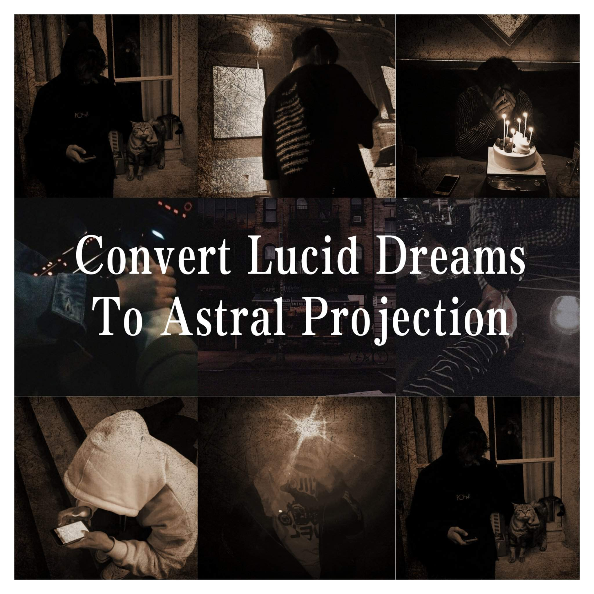 Convert Lucid Dreams To Astral Projection | Respawn/Dr Sub Users