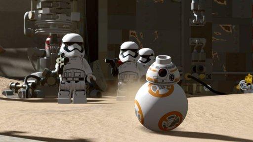 It Seems Like A New Lego Star Wars Game Is In Development