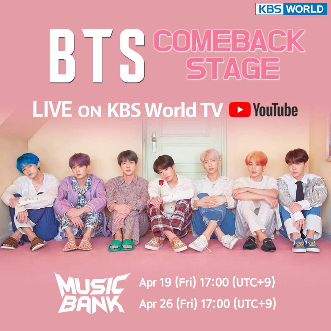 Stream Bts No Music Bank 2ª Semana Army Br Amino