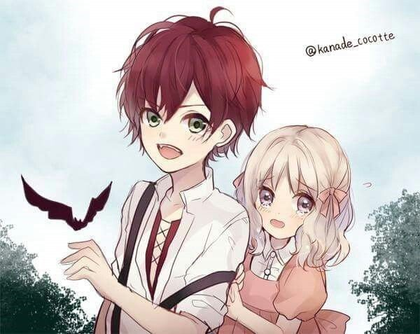 How Could I Forget Her Ayato X Yui Short Fanfiction Diabolik Lovers Amino