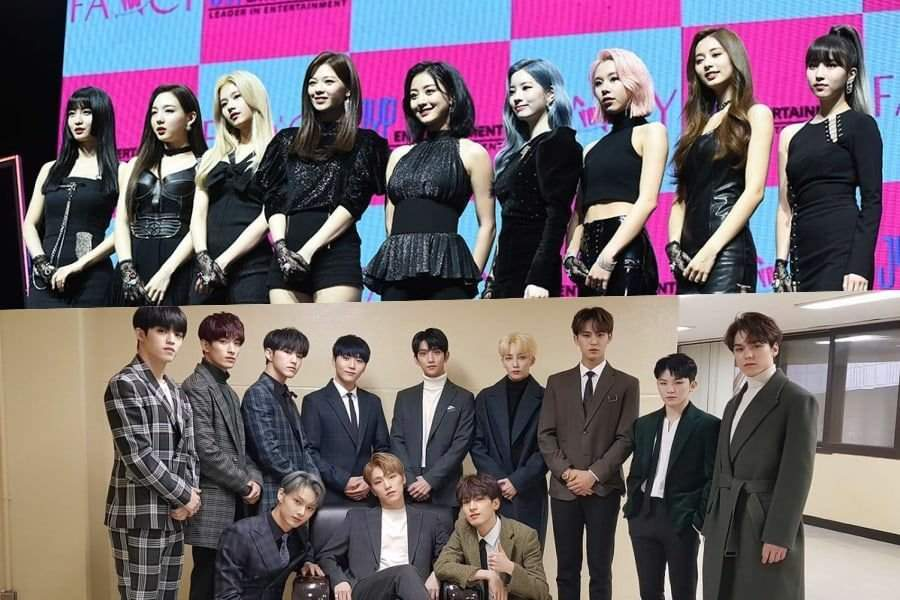 TWICE, SEVENTEEN, MAMAMOO, and more in final lineup for
