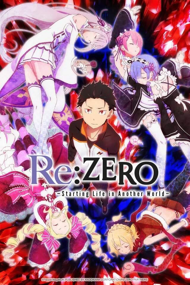 Maintenance - Re:Zero - Starting Life in Another World & Toram