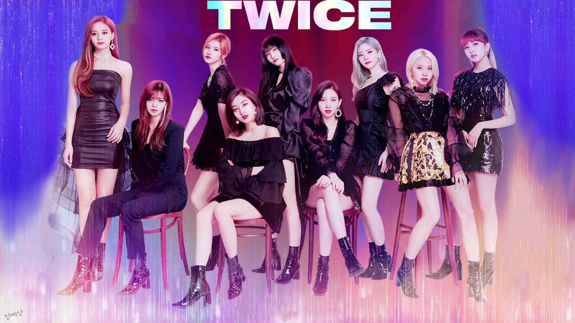 Wallpaper Twice World Tour 2019 Twicelights Twice 트와이스 ㅤ