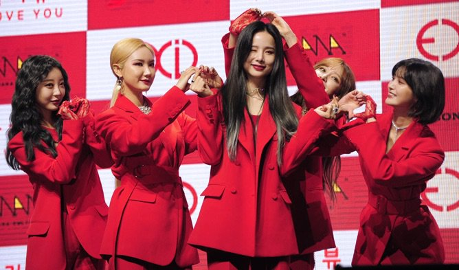 EXID Contract Announcement + May 15th Comeback | EXID Amino