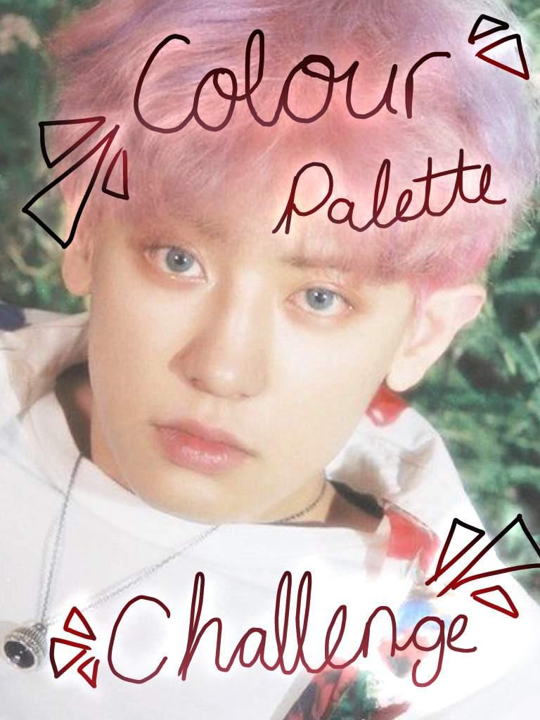 Colour Palette Challenge Kpop Fanart Amino