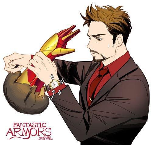 Adopting Harry Potter (IronDad) (fanfiction)   Marvel Amino