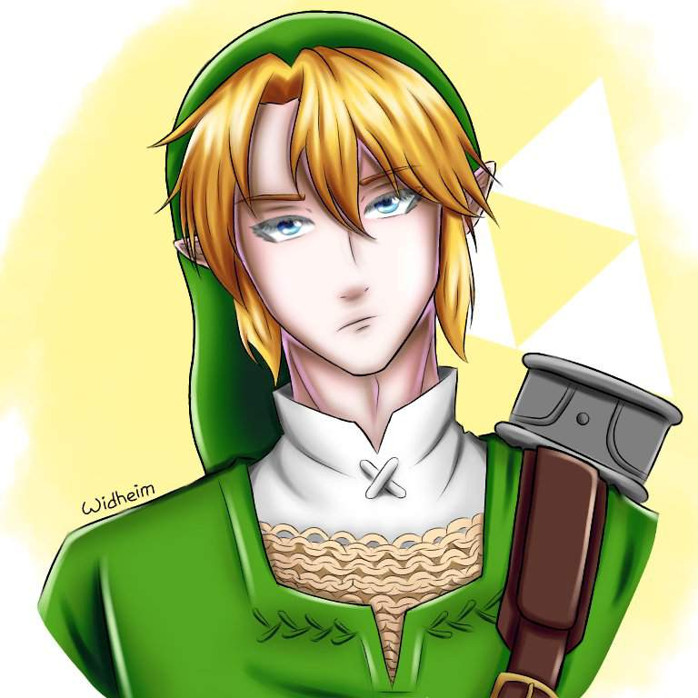 Link Fanart Legend Of Zelda Manga Anime Amino