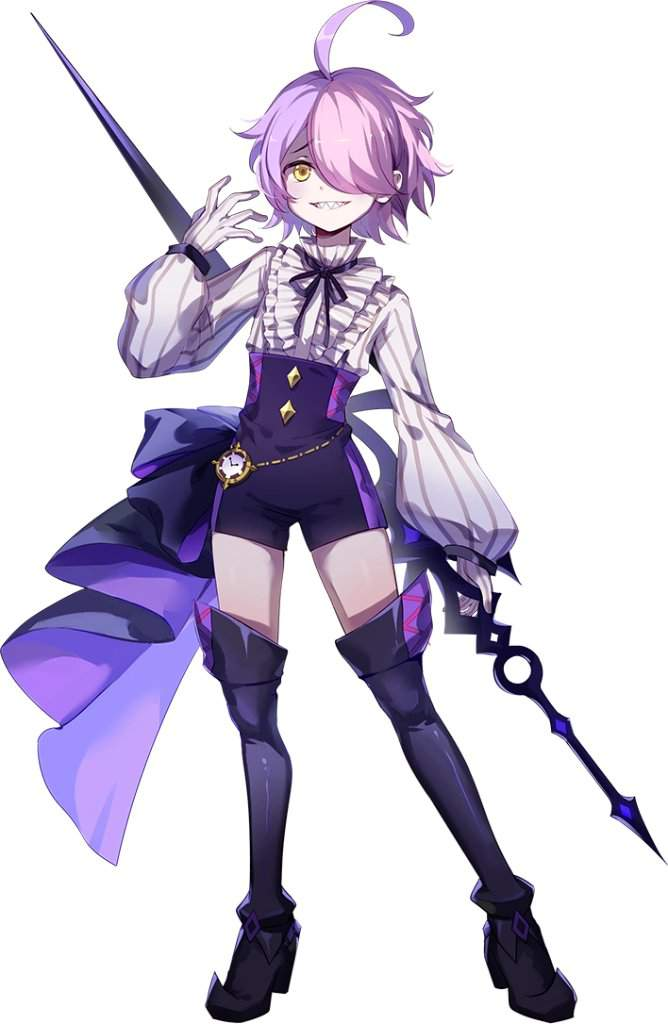 Top 5 characters i want in honkai impact 3 as playable valks