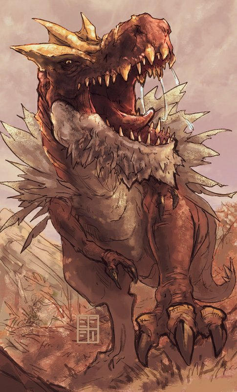 Tyrantrum Pokemon Amino