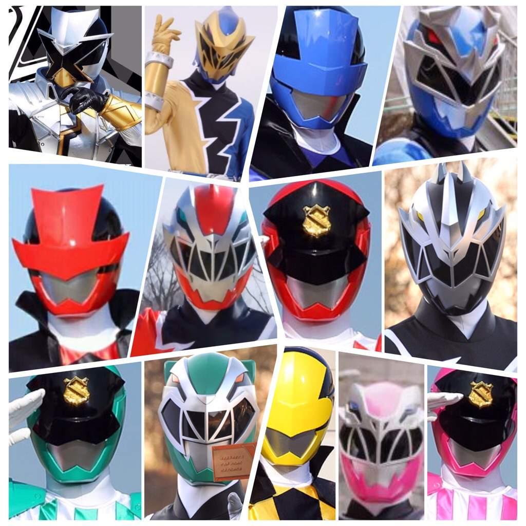 Ryusoulger vs LupinRanger vs Patranger | Sentai & Rangers