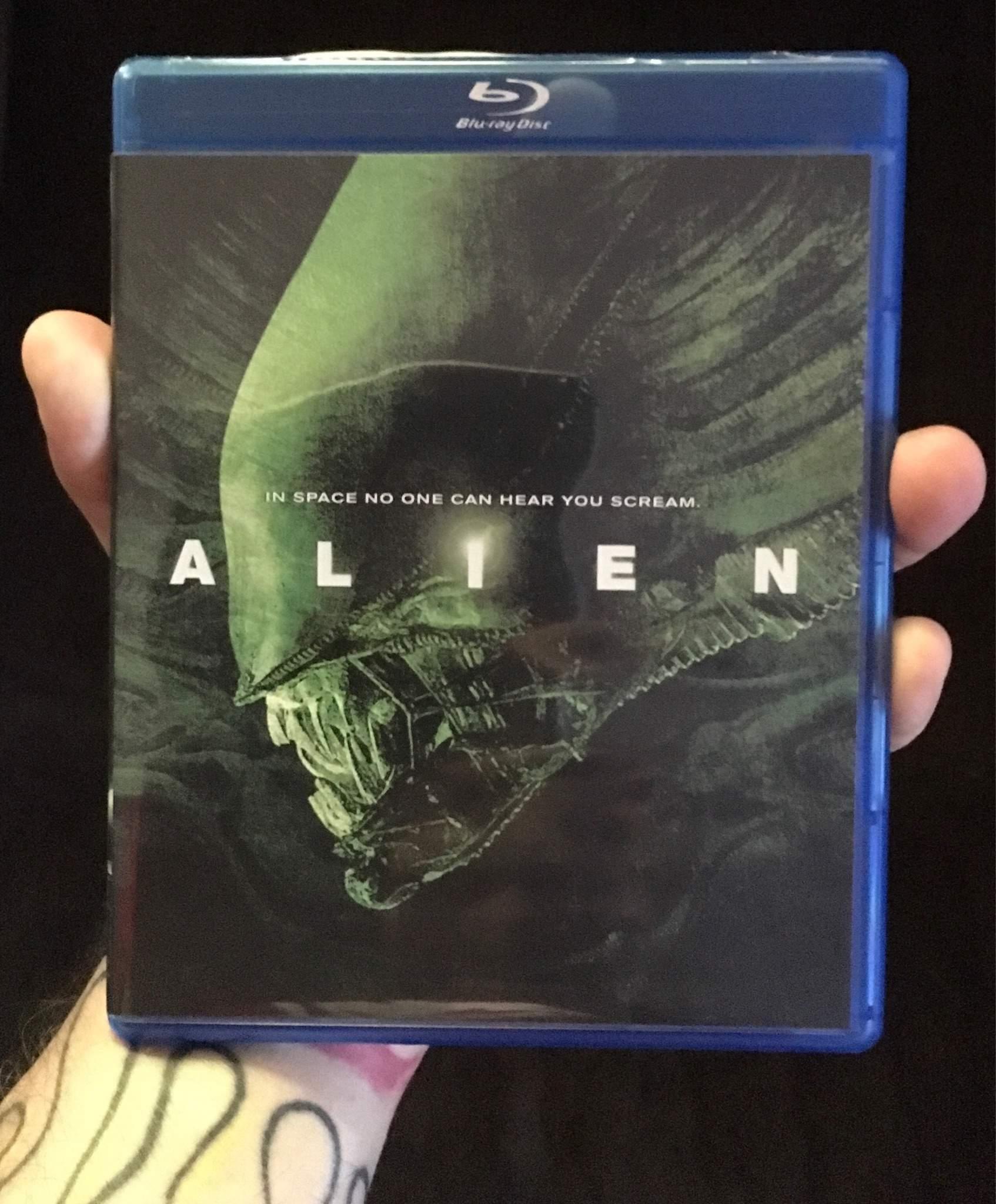 Happy Birthday To Alien