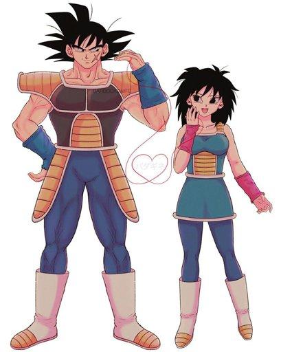 Bardock Y Gine 3 Wiki Dragon Ball Espanol Amino