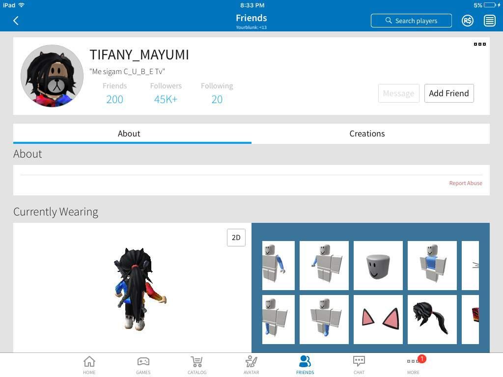 Ooo Here Is Tifany Mayumi Wiki Roblox Amino