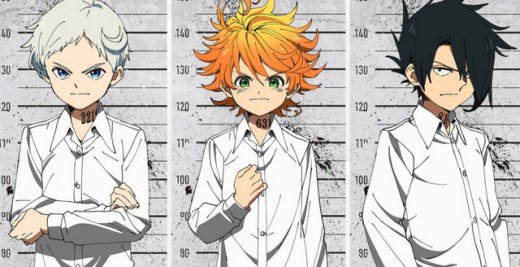 How plots suffocate characters (The Promised Neverland