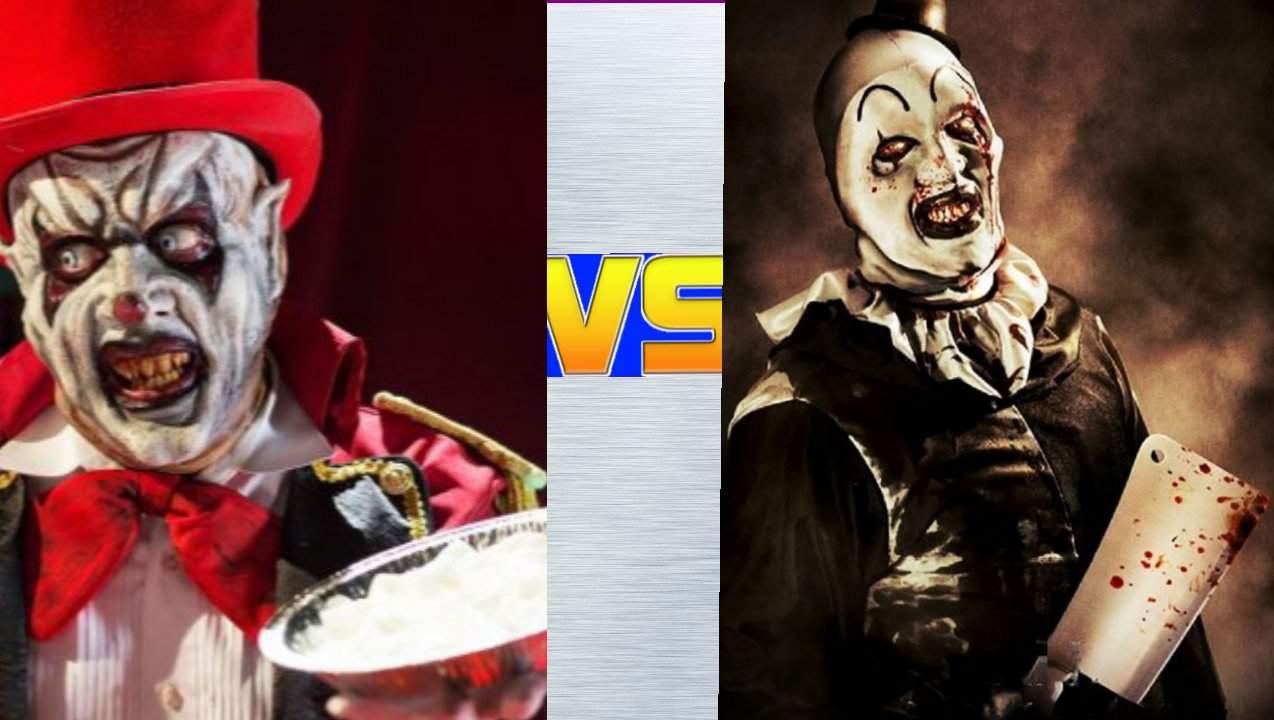 Versus Match)(201): Killjoy Vs Art the clown (Killjoy Films