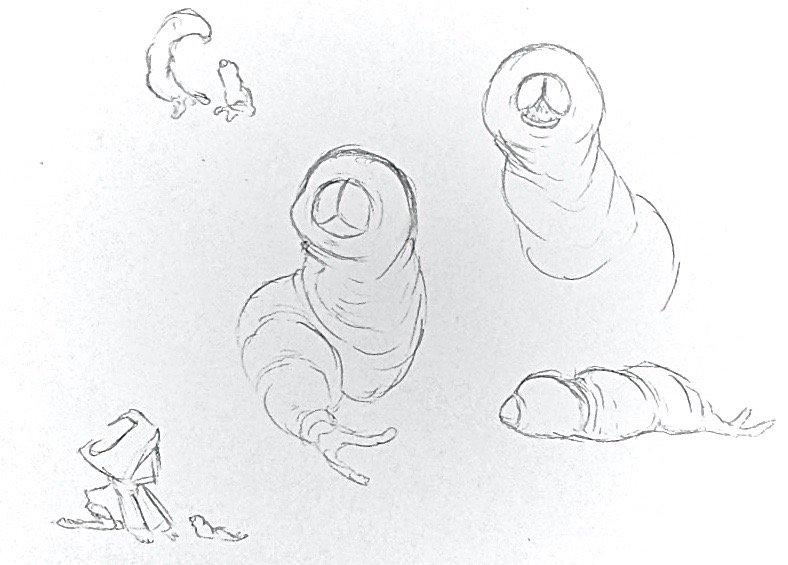 Termite the leech | 💛Little Nightmares💛 Amino