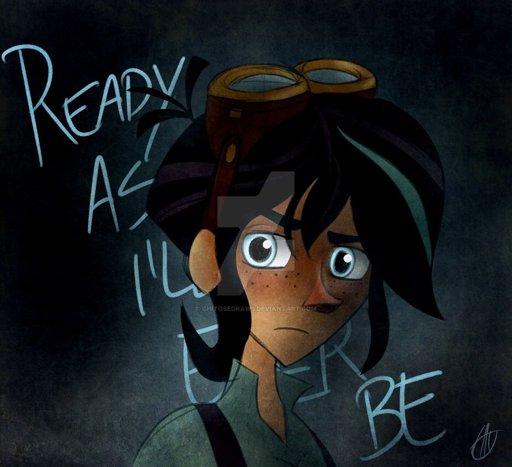 Ready As I Ll Ever Be Wiki Disney Amino