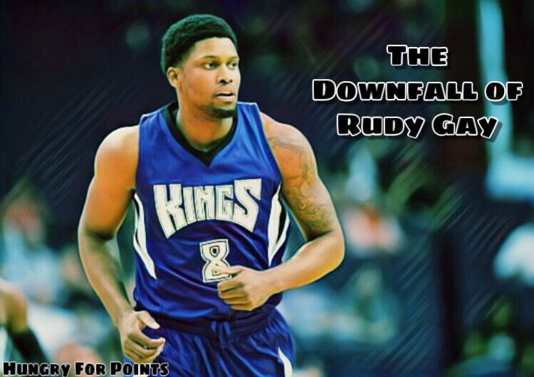 official photos a7fc9 3c5b9 The Downfall of Rudy Gay | Hardwood Amino