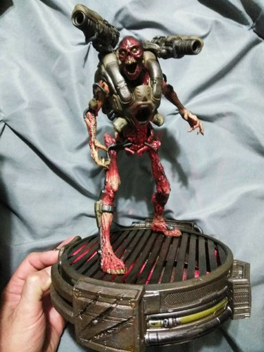 My Doom Collectors Edition Statue, Cards, Game box  | Horror