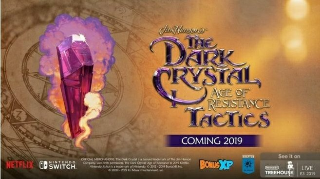 The Dark Crystal: Age of Resistance official announcement