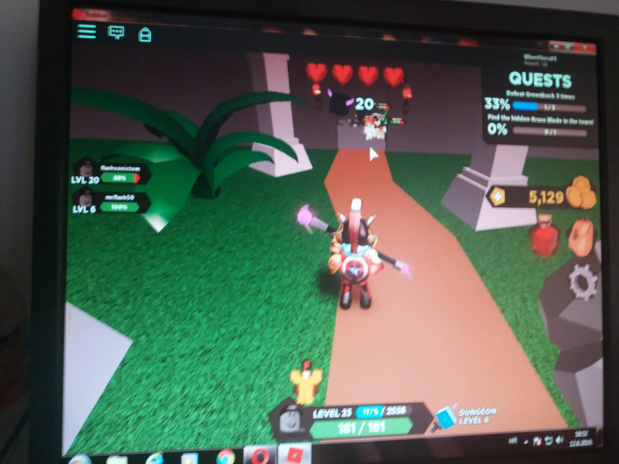 Playing Treasure Quest Only Oliver Roblox Amino